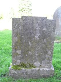 Headstone reference G15 Plan 3 - Anderson, Newell & Elizabeth