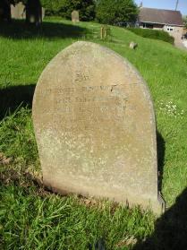Headstone reference G8 Plan 3 - Wattam, Jane