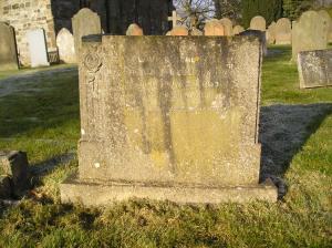 Headstone reference G41 Plan 4 - East, Arthur Frederick