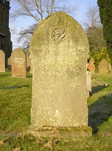 Headstone reference G24 Plan 4 - Hunt, John William & Hunt, Alice Elizabeth