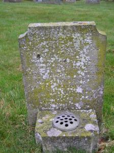 Headstone reference G39 Plan 4 - Plumtree, Kate & Plumtree, Martin Henry