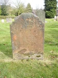Headstone reference G7 Plan 4 - Wallis, Elizabeth