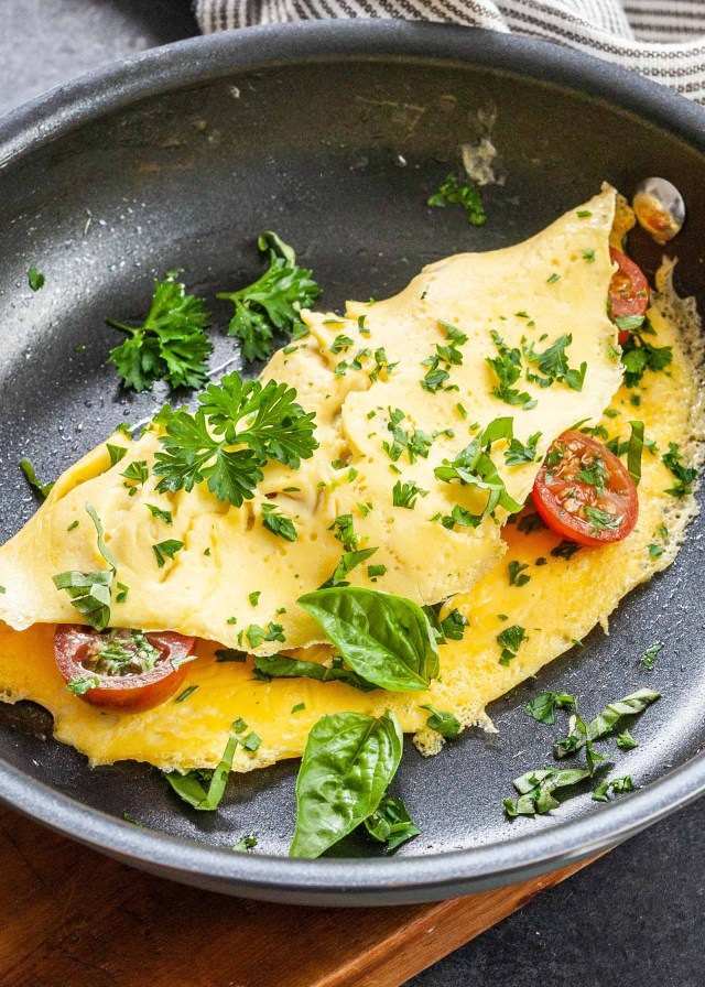 How to Make an Omelette – South Africa