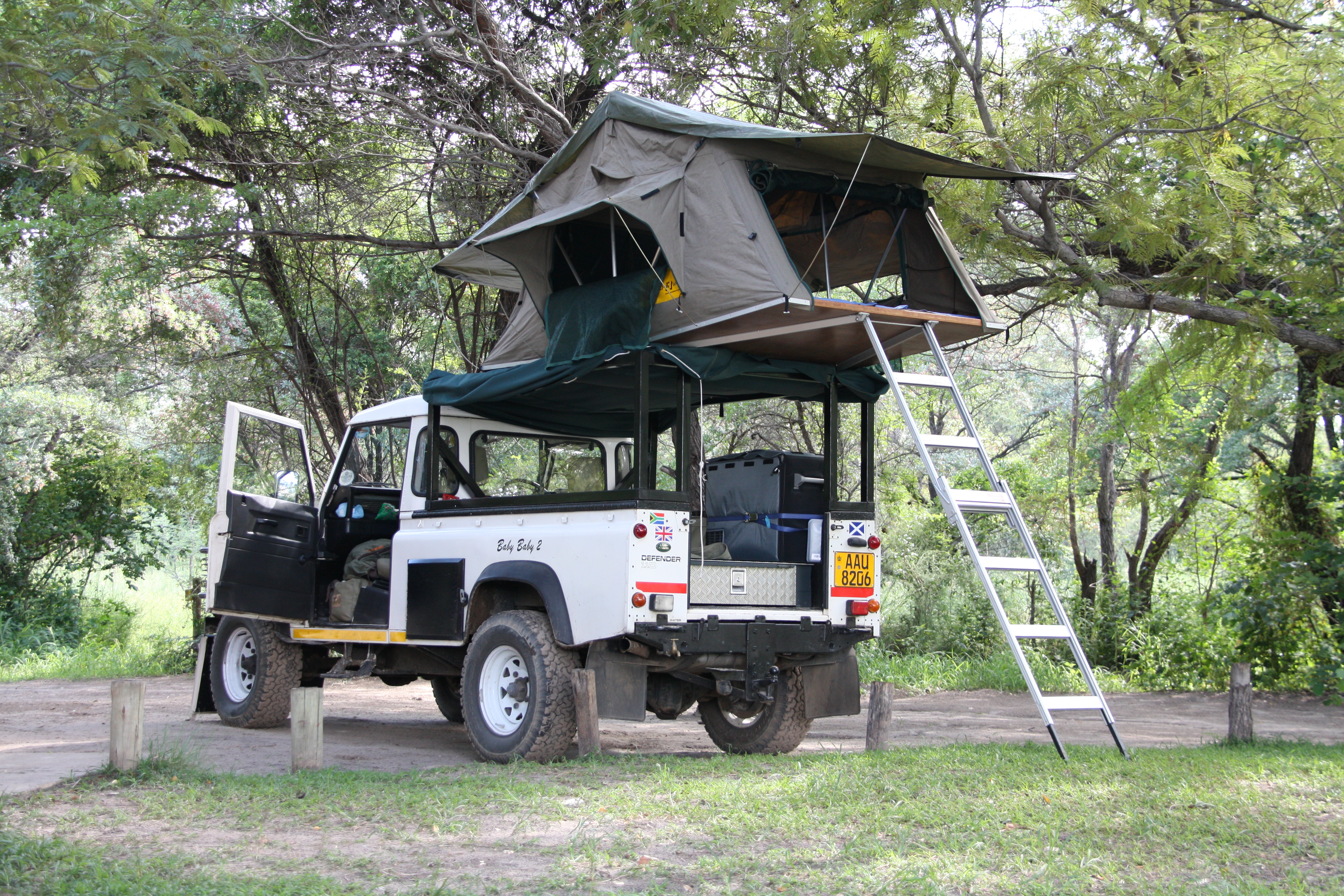 4x4 hire in Johannesburg