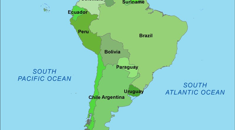 """COMPLETION OF 2018 AND THE COMING YEAR OF 2019 WITH """"SOUTH AMERICA TO THE WORLD"""""""