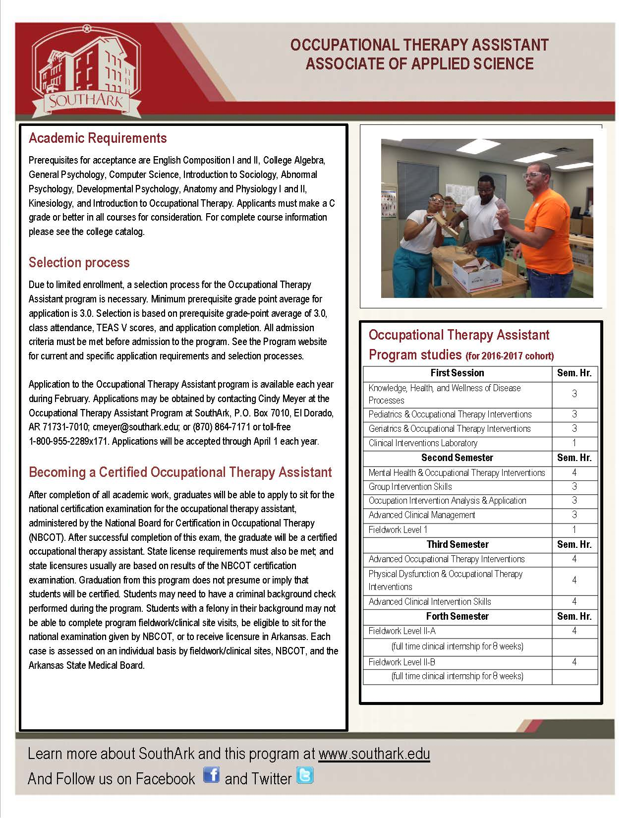 Safety Cards Occupational Therapy
