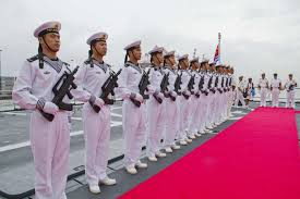 Chinese Navy Courtesy: china-defense.blogspot.com.au