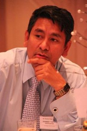 Dr. Shamser S Thapa: the concerned states must resolve the imbroglio through dialogues.