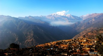Helicopters bring more journalists than food: Channel Kaanchha of Barpak