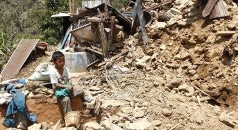Earthquake orphans: what Nepal can learn from Haiti