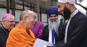 His Holiness the Dalai Lama reckons Her Holiness would be much more effective