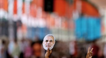 Modi's politics of hope: aligning democracy with relentless growth