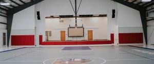 Gymnatorium Stage