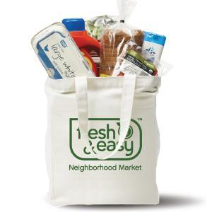 <p>Fresh & Easy Canvas Bag...grocerise not included!</p>