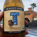 Agave: Good for tequila, good for tea!