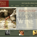 Next Stop: Pebble Beach Food & Wine Festival