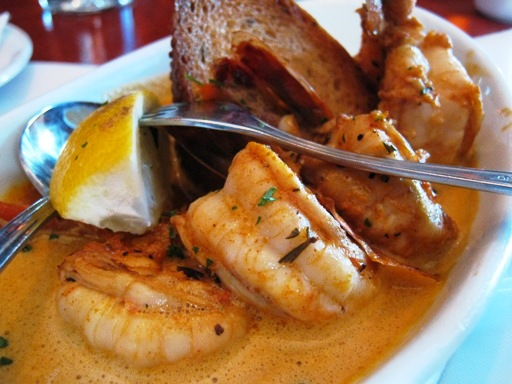 <p>Wicked Cajun Barbecue Shrimp</p>