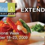 There's Still Time for Dine LA Restaurant Week
