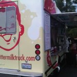 Buttermilk Truck Comes To El Segundo