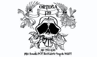 ortega-120-logo