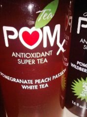 Pomegranate White Peach Passion Tea