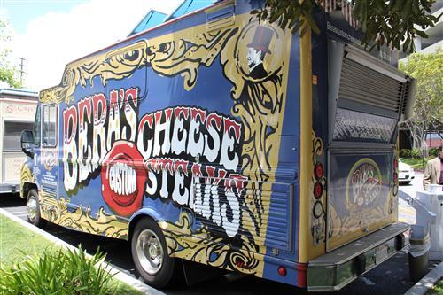 Bera's Custom Cheesesteak Truck