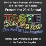 This Weekend!  Sample Food and Music at the 2011 Taste in San Pedro
