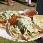 Fish Tacos from Sabor