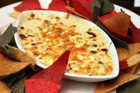 Baked Crab and Jalepeno Dip