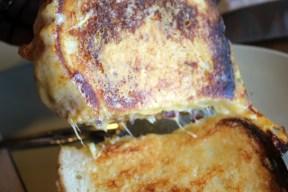 Big Kid Grilled Cheese at Panera