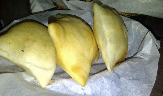 New Mexican sopapillas