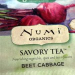 Beet Cabbage Numi Tea