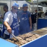 Fun at the South Bay Greek Festival