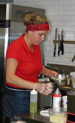 Chef Kristina Miksyte