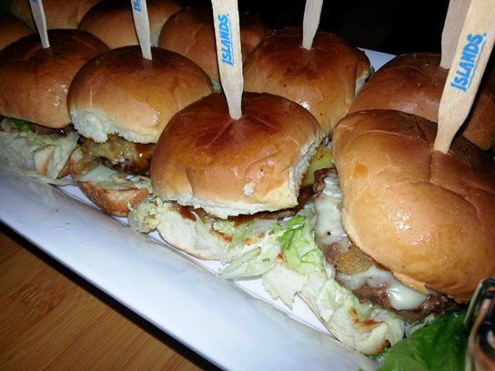 Sliders for the whole team!