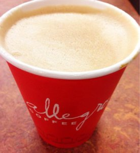 Whole Foods pumpkin spice latte