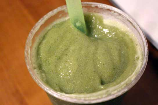 Low-Fat B-Green Smoothie