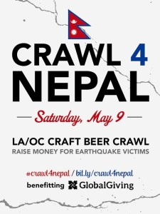 Crawl 4 Nepal at King Harbor Brewing Company