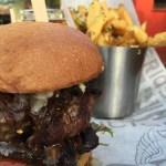 Rock & Brews Celebrates Hamburger Month