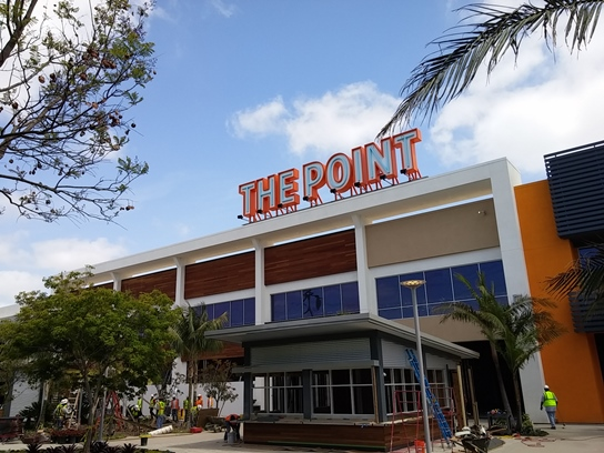 The Point is one of the South Bay's newest outdoor shopping and dining destinations.