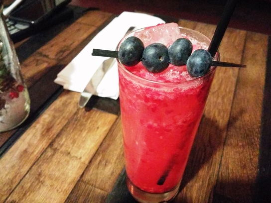 Jackson's is prepping Star Wars fan for the most epic movie of the year with a cocktail aptly named The Light Saber.