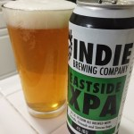 Sampling Session Brews from Indie Brewing Company, Los Angeles