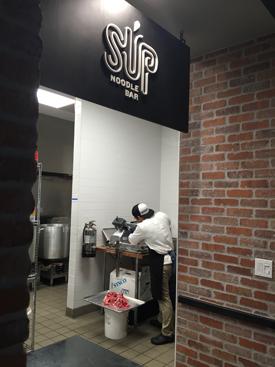 SUP Noodle Bar