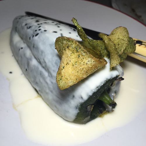 Stuffed Chile Relleno