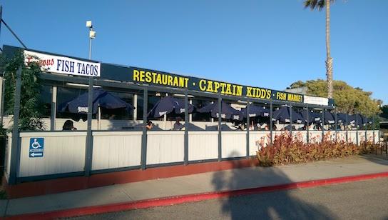 1-patio-Dinner at Captain Kidd's-1