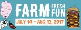 Farm Fresh Fun at the 2017 Orange County Fair