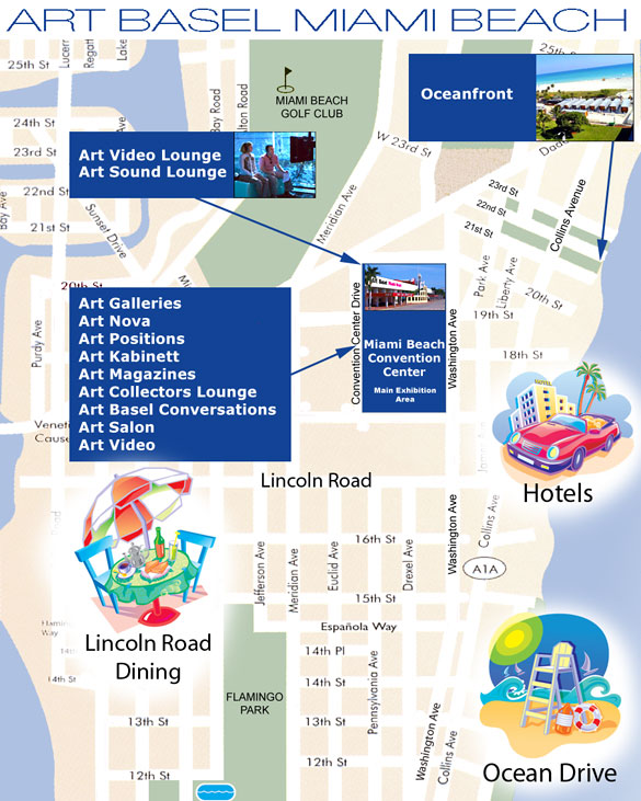 Art Basel Miami Beach 2014 Attending Miamis Premier Art