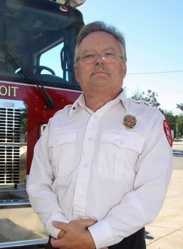 South Beloit Fire Department Chief Morse