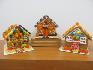 After School Middle School Crafters – Haunted Gingerbread Houses @ South Beloit Library