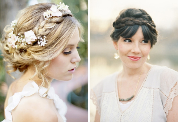 Boho Bride Hair Inspiration